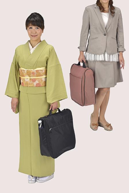 装道の美容きものバッグです。